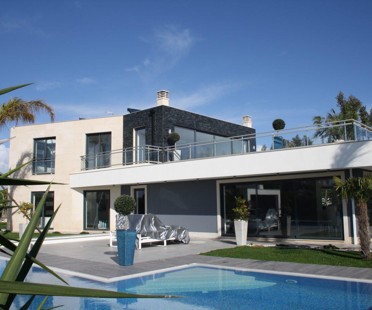 luxe villa portugal